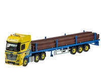Mercedes Actros Mp4 Middlebrook  Corgi 15811 escala 1/50