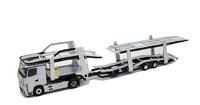 Mercedes Actros Transporte Coches plateado Eligor 116251 escala 1/43