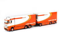 Mercedes-Benz Actros Big Space Combi Truckstar Wsi 01-1432 escala 1/50