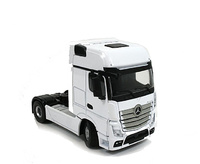 Mercedes-Benz Actros MP4 Gigaspace, 4x2 Holland Oto 8-2001 escala 1/50