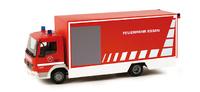 """Mercedes-Benz Atego 04 LRF """"Feuerwehr Essen"""" Herpa 048767"""