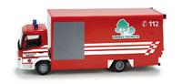 """Mercedes-Benz Atego GW """"Feuerwehr Bremen"""", Herpa 049108"""
