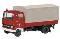 Mercedes Benz LP 608 Feuerwehr Schuco 22371
