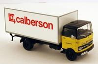 "Mercedes Benz LP608 (1975) ""Calberson"" Norev 1/43"