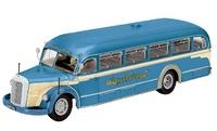 Mercedes Benz O6600 Bus Wanderfreund Schuco 450274800 Masstab 1/43
