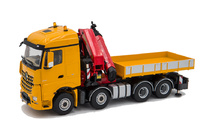 Mercedes Mp4 Arocs + Palfinger 65002 SH, Wsi Models 02-2216 escala 1/50