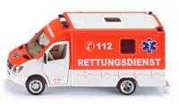 Mercedes Sprinter Rettungswagen Siku 2108 Masstab 1/50