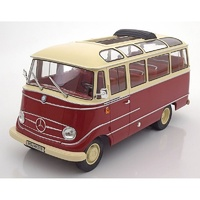 Mercedes o319 - Bus, Norev 183410 Masstab 1/18
