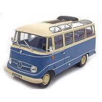 Mercedes o319 autobus, Norev 183411 escala 1/18