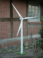 Molino de viento fabricado en escala 1/50 KSM Modellfahrzeuge