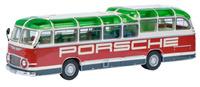 Neoplan FH 11 Porsche Renndienst Schuco 450896600 Masstab 1/43