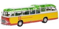 Neoplan FH 11 Shell Renndienst Schuco 450896500 Masstab 1/43