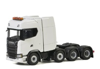 New Scania S Highline 8x4 Wsi Models 03-2021 escala 1/50