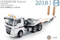 Nooteboom MCOS-48-03-EB + Man Tgx XXL 4x2 - Eurovia Conrad Modelle 1/50