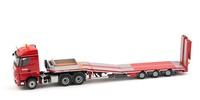 Nooteboom MCOS-48-03-EB-Semi-cama baja +Mercedes Arocs Conrad Modelle 1/50