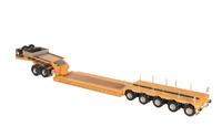 Nooteboom Pendel X 5 ejes amarilla Nzg Modelle 656/60 escala 1/50