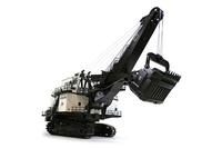 P&H excavadora mineria 4100XPB blanco - negro TWH W9005k escala 1/87