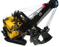 P&H excavadora mineria 4100XPB negro amarillo TWH W9005Y escala 1/87