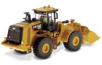 Pala de ruedas Caterpillar Cat 972M Diecast Masters 85949 escala 1/87
