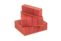 Palet con piedras rojas como carga, Wsi Models 12-1002 escala 1/50