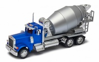 Peterbilt 379 hormigonera Welly 39943 escala 1/32