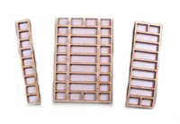 Placas de encofrado Set de 6 piezas Zapf Modell 5001215 escala 1/50