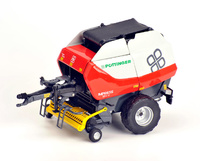 Pottinger Impress 185 V Ros Agritec 60154 escala 1/32