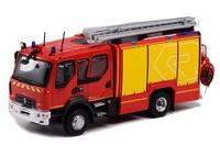 Renault D15 FPT Rosenbauer Feuerwehr Eligor 115518 Masstab 1/43
