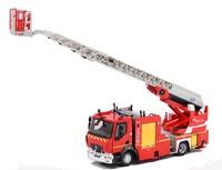 Renault D16 Echelle Riffaud Feuerwehr Eligor 115242 Masstab 1/43