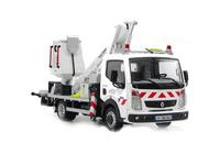Renault Maxity con elevaddor Eligor 114902 escala 1/43