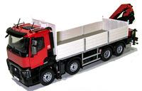 Renault Truck C480 mit Kran Eligor 115413 escala 1/43