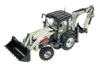 Retro excavadora Terex TLB840 Nzg Modelle 867 escala 1/50