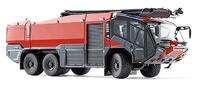 Rosenbauer FLF Panther 6x6 con brazo extintor (2015) Wiking 43049