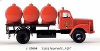 SCANIA Bomberos 416 Brekina 1/87