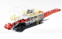 Sandvik MT720 Teilschnittfräse, Conrad Modelle 2513 Masstab 1/50