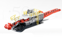 Sandvik MT720 fresadora, Conrad Modelle 2513 escala 1/50