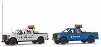 Sarens Ford F250 trucks - Sword Models Masstab 1/50