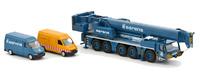 Sarens LTM 1250-5.1 incl. Vans Tonkin 20-1025