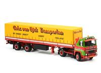 Scania 111 Gebr. van Eijck Transporten Wsi Models 06-1062 Masstab 1/50