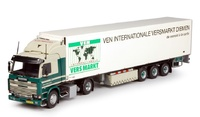 Scania 113M + trailer frigorifico Ven Versmarkt Tekno 65098 escala 1/50