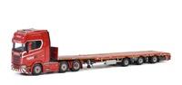 Scania 6x2 + Nooteboom Megatrailer Wsi Models 02-2293