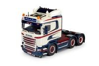 Scania Lowline 6x2 Smet, Michael Tekno escala 1/50