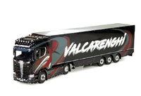Scania NGS S-serie Valcarenghi Tekno 73491 escala 1/50