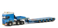 Scania R + Nooteboom Multi-PX 5 As - Felbermayr - Wsi Models 2402