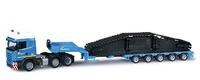 """Scania R 04 3-achs+ carga  LR 1600/2 """"Felbermayr"""" (A) Herpa"""