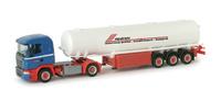 "Scania R 4x2 cisterna gasolina ""Riwatrans"", Herpa 1/87"