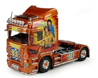 Scania R-5 Highline Gastaldi - General Lee Tekno 70509 escala 1/50
