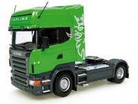 Scania R 580 TopLine 4x2 - verde Universal Hobbies 5694 escala 1/50