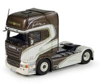 Scania R 730 Topline Sonderedition 125 Jahre Scania Tekno 71008 Masstab 1/50