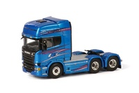 Scania R Blue Stream Wsi Models 04-1146 escala 1/50